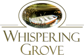 Whispering Grove logo