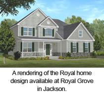 Royal Grove rendering